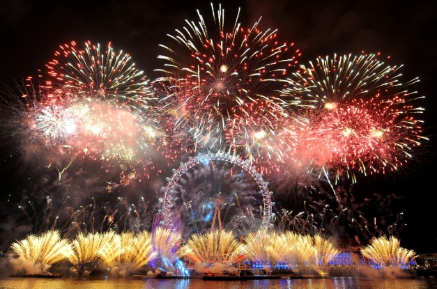 Fireworks. Photo Credit: Office.co.uk